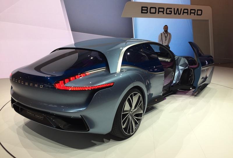 Borgward concept