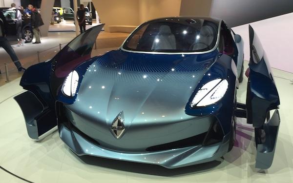 voitures électriques chinoises
