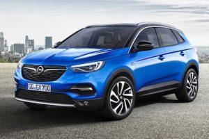 Opel Grandland X hybride rechargeable