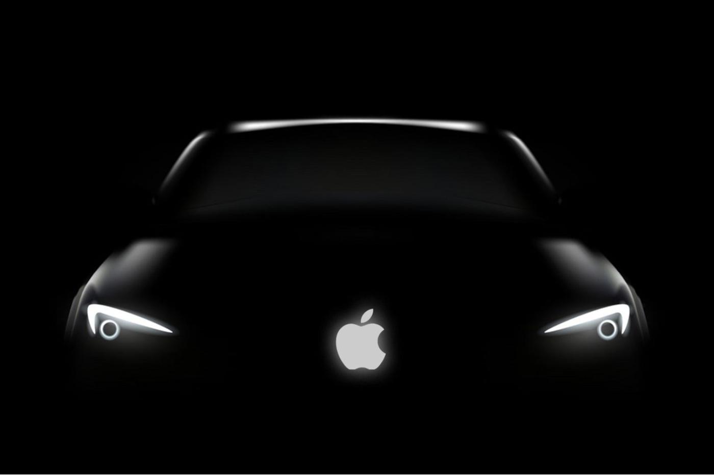apple car rendu