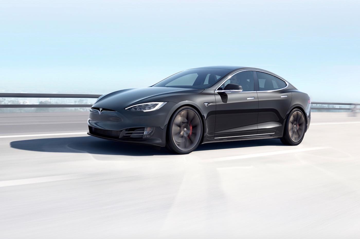 Model S Tesla Restylage 2021