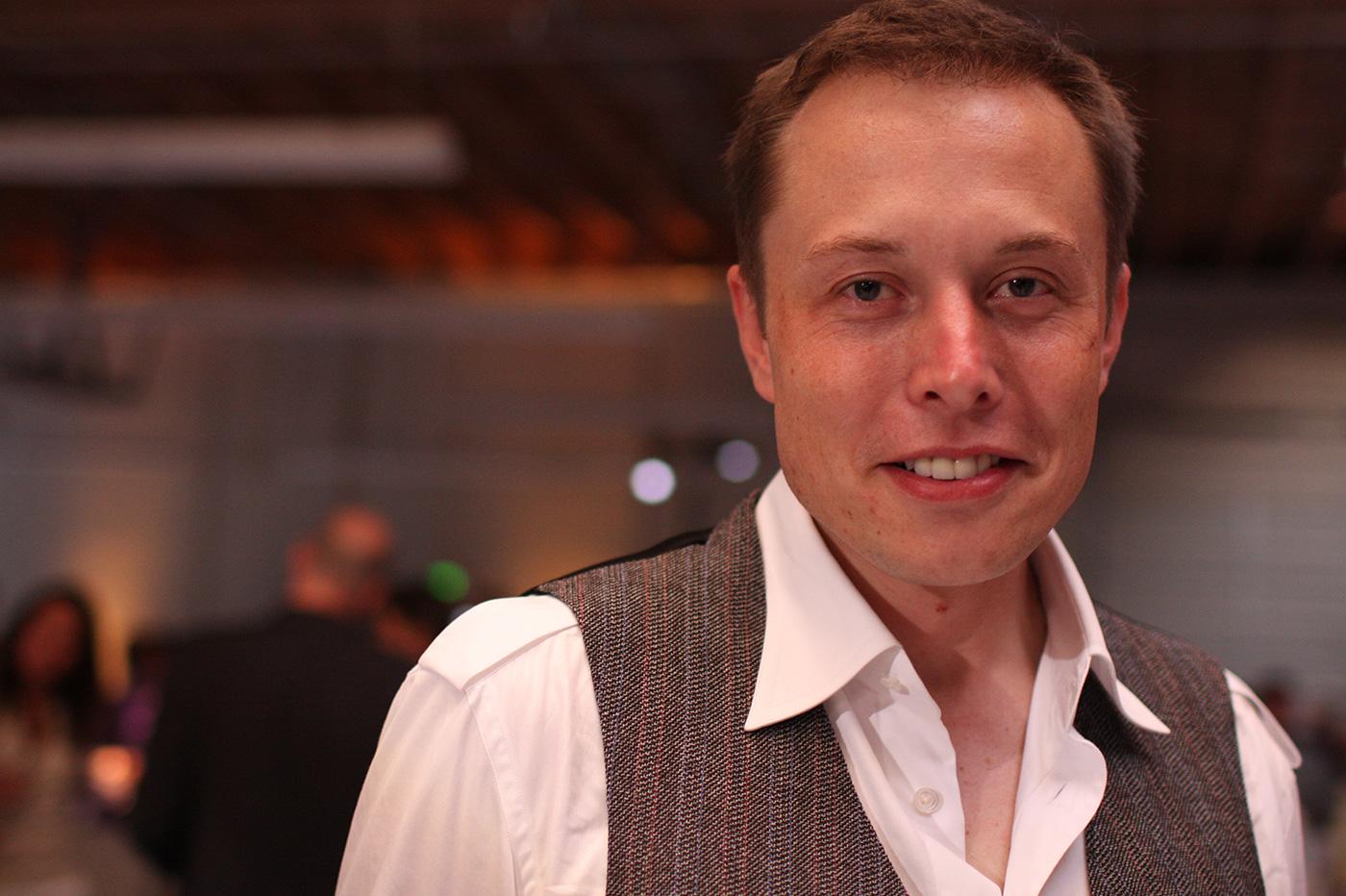 Elon Musk présidence Tesla